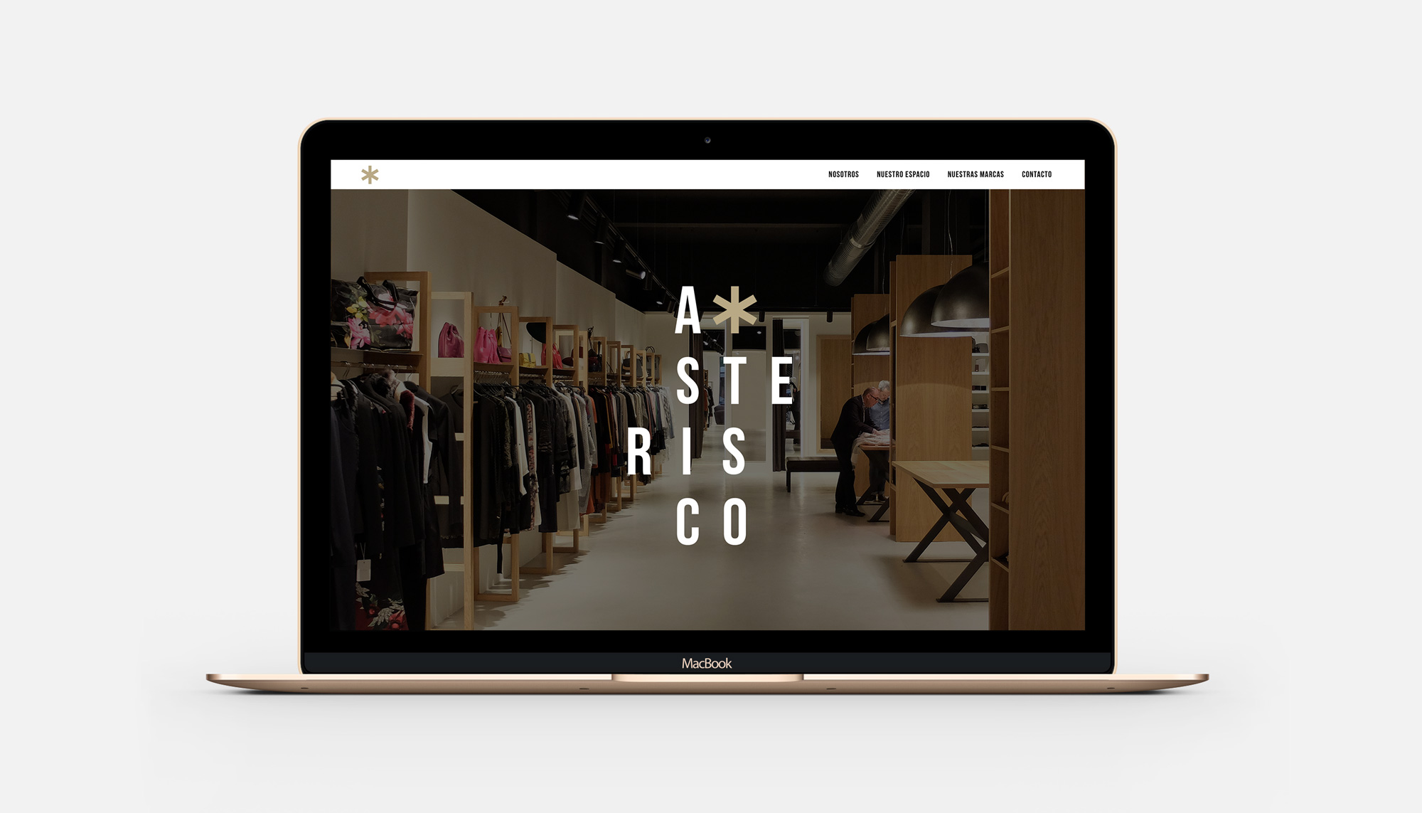 Web Asterisco Shop
