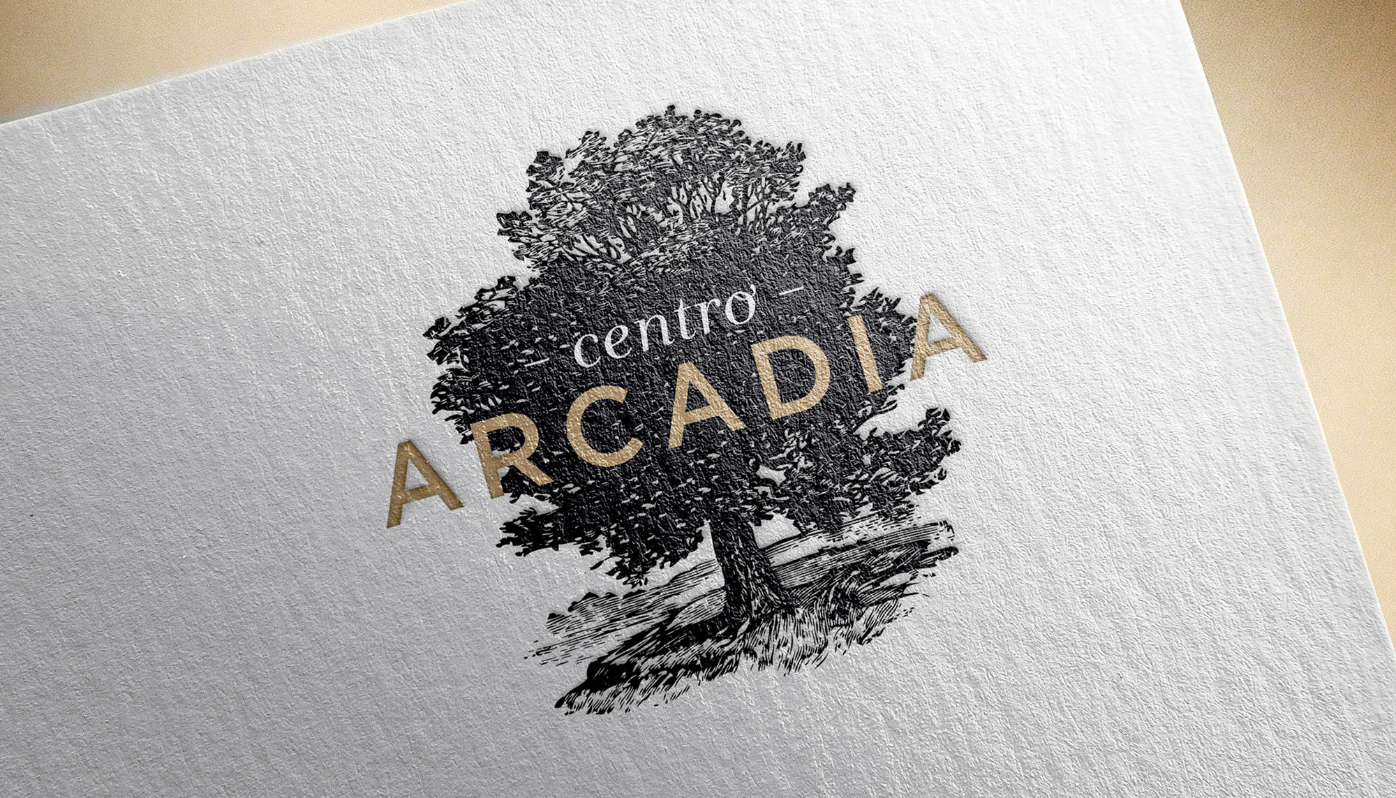 Imagen Corporativa Centro Arcadia