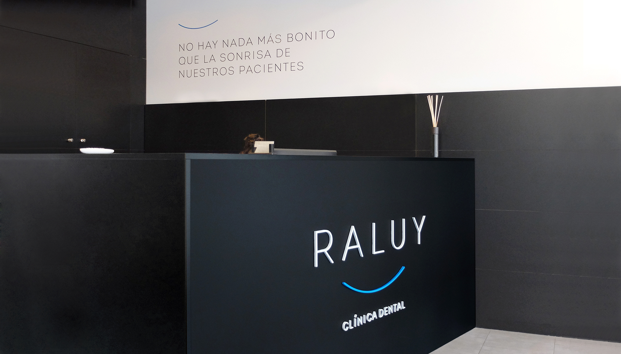 Rotulación Clínica Dental Raluy