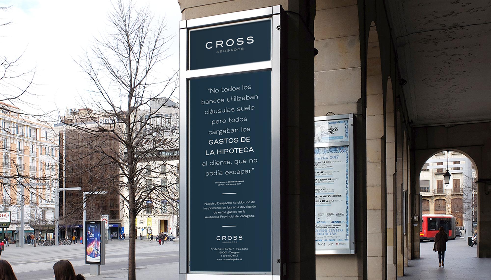 Web Cross Abogados Asesores