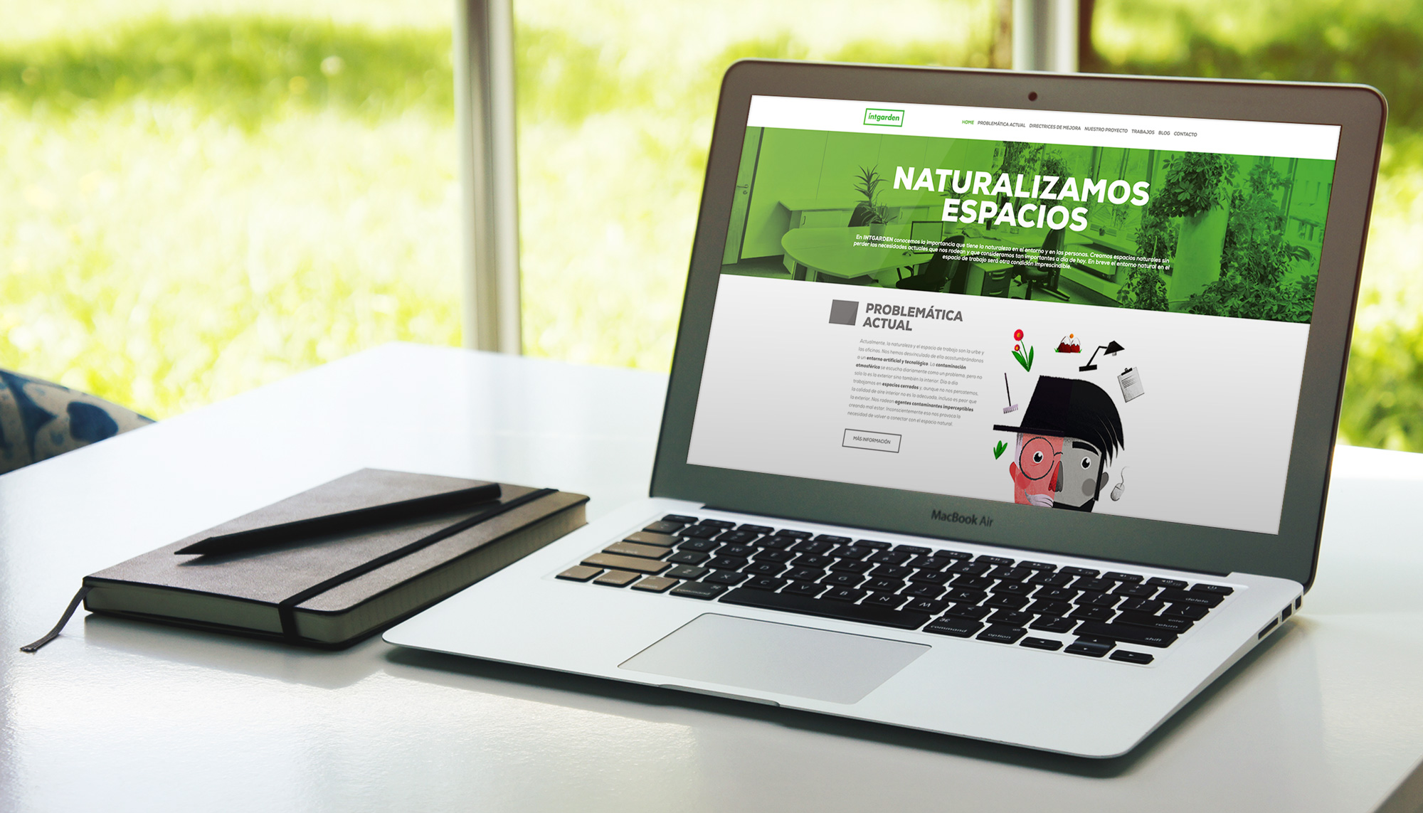 Web Intgarden