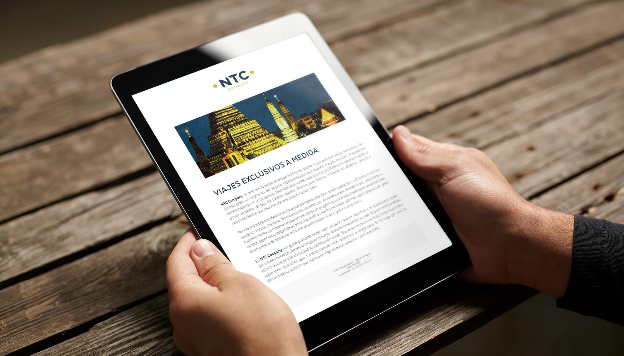 Imagen Corporativa NTC Company