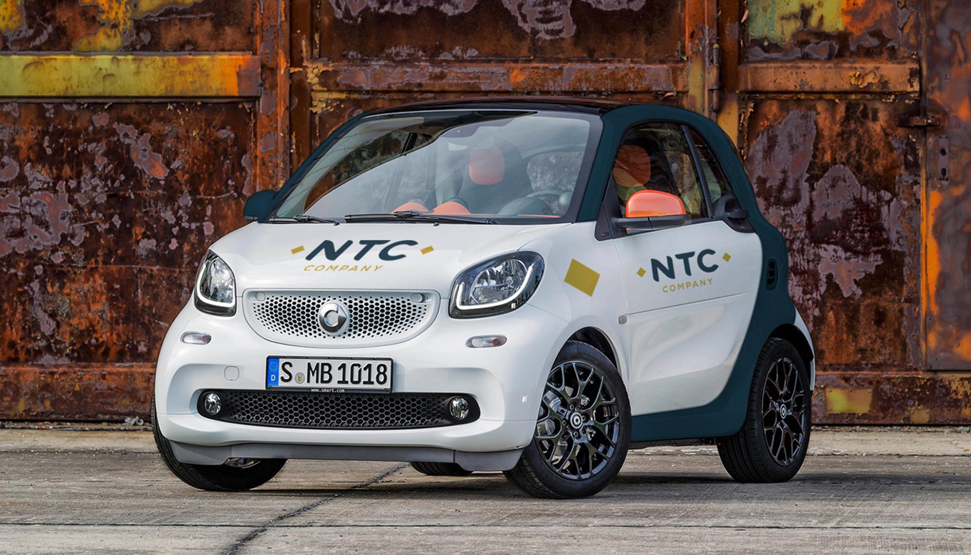 Rotulación NTC Company