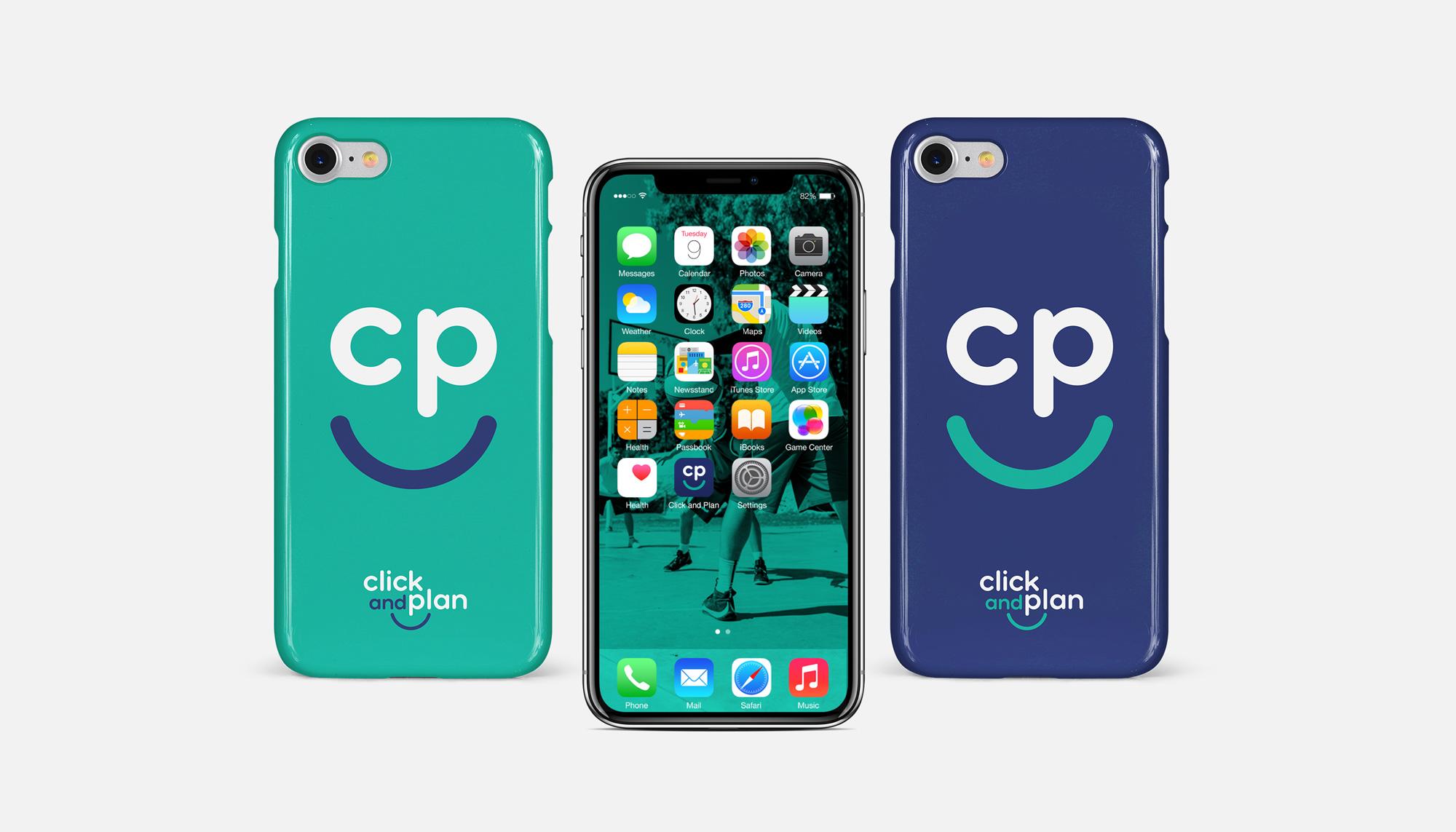 Merchandising App Click and Plan